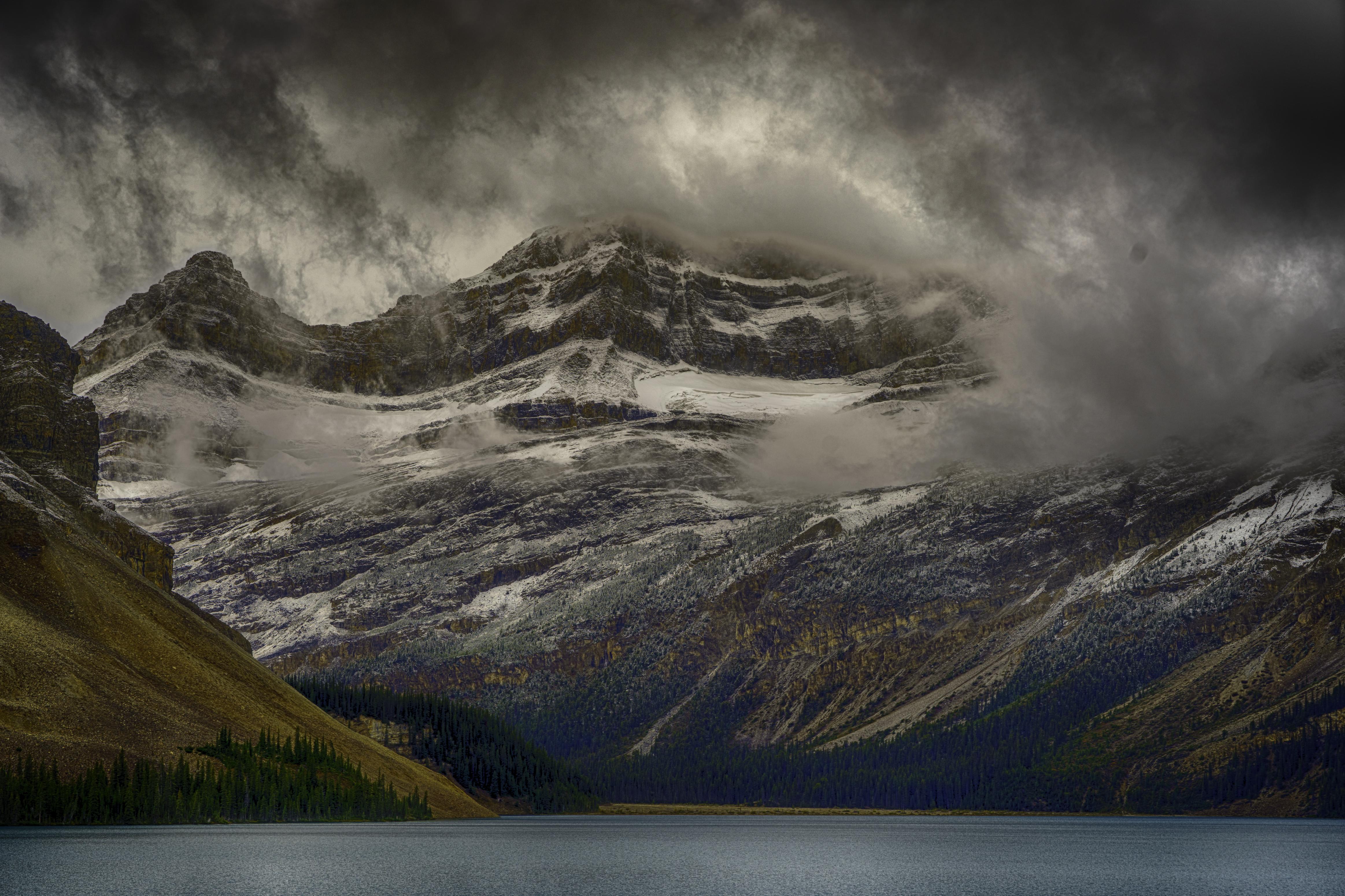 Peyton Lake, Canadian Rockies
