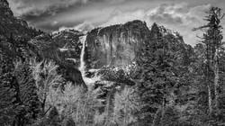 Yosemite Falls BW1