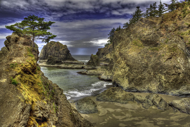 Oregon Coast, Dan Grider Photo