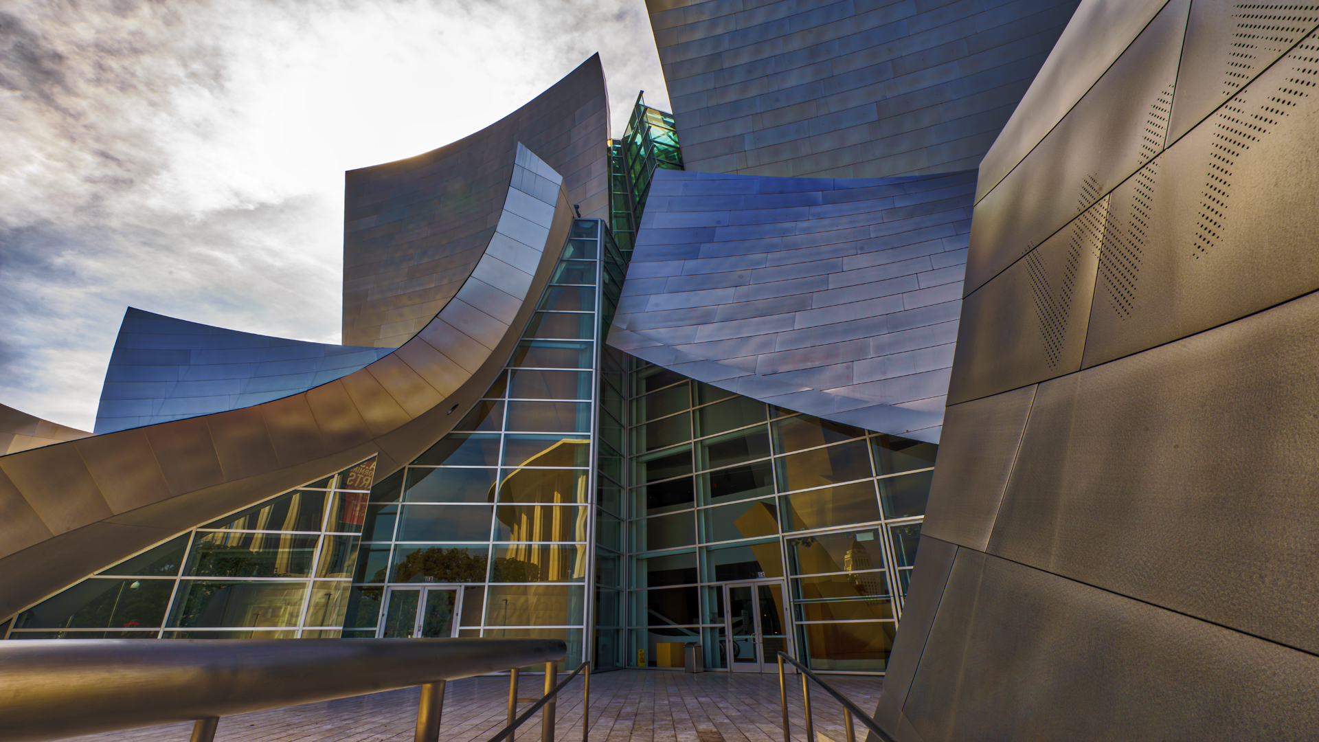 Disney Concert Hall7, Los Angeles