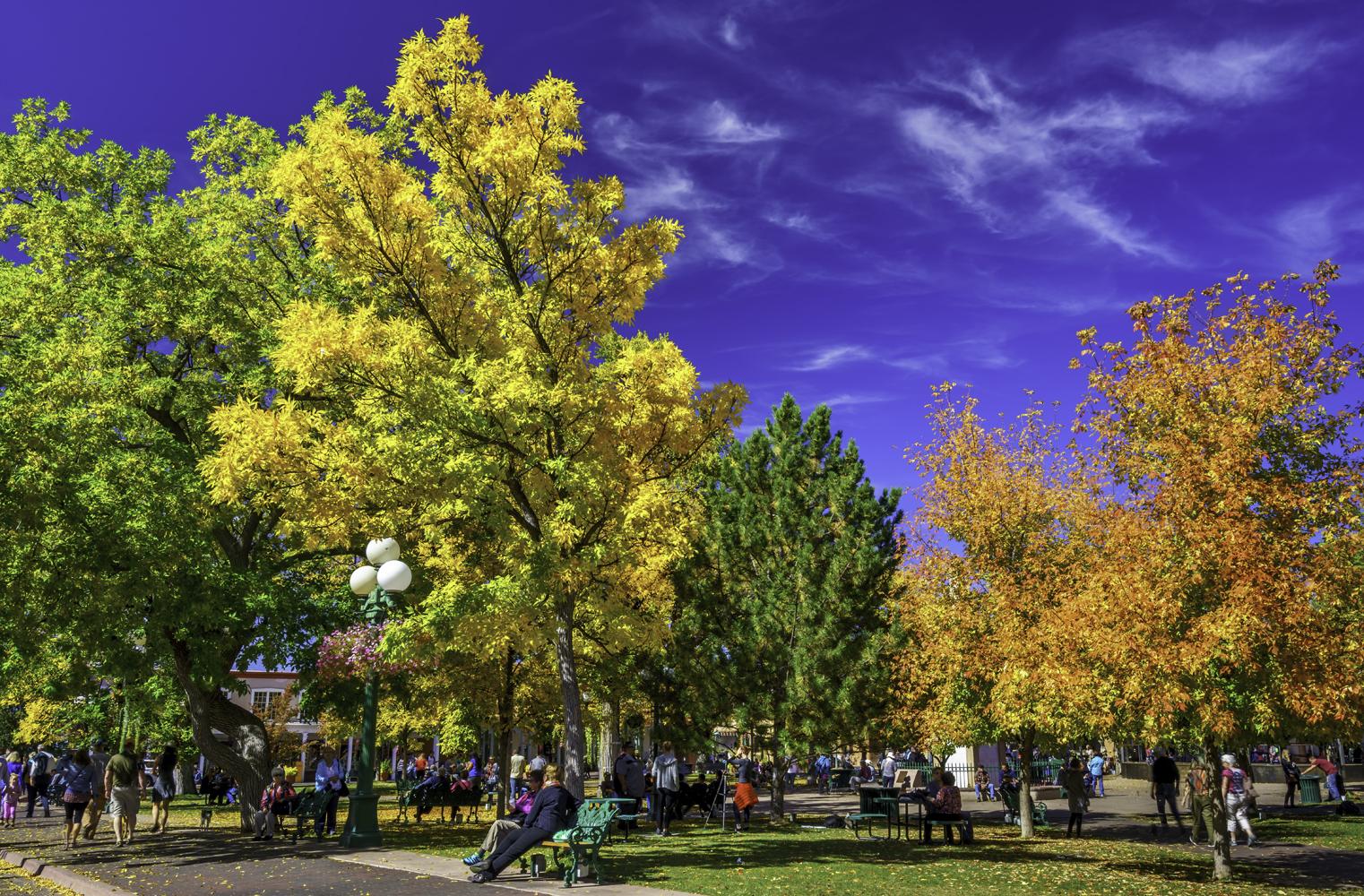 Plaza Santa Fe1