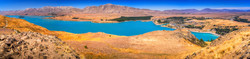 Lake Tepako Pano2