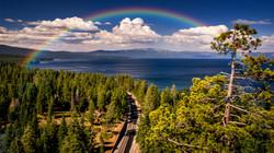 Lake Tahoe North Rainbow1