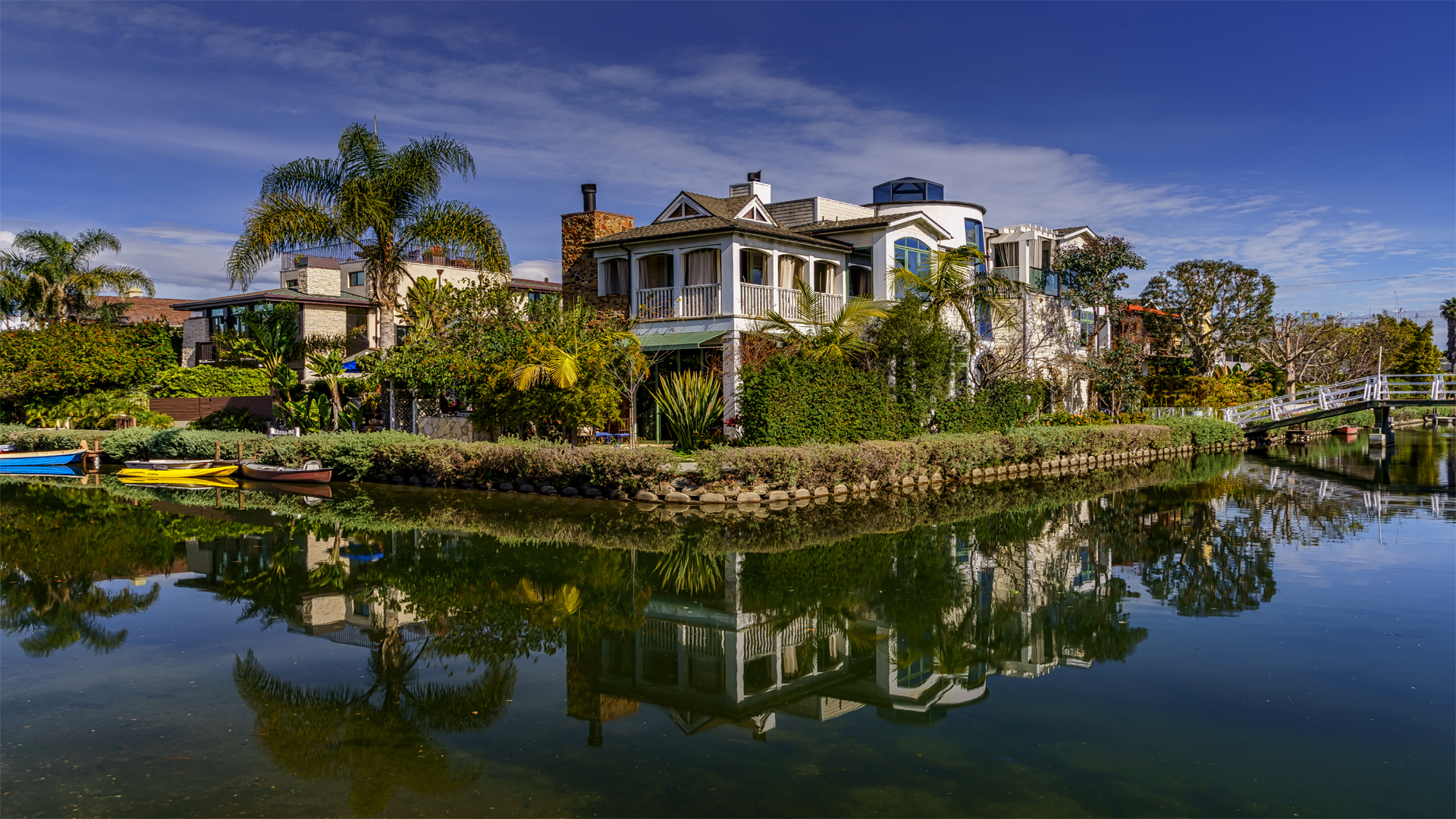 Venice Beach Canals1 2-14-18
