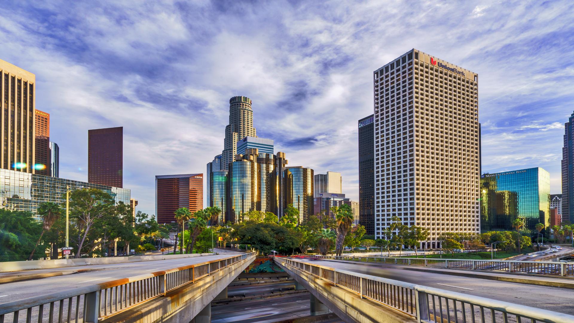 LA Cityscape2