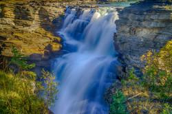 Athabasca Falls1_HDR