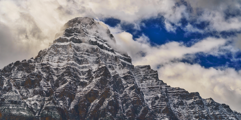 Bow Summit, Canadian Rockies
