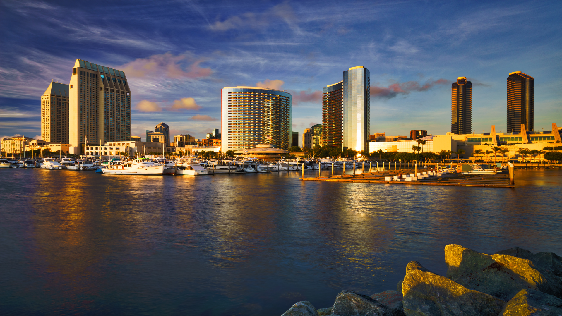 SD Harbor Marina1, San Diego Marina