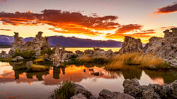 Sunset Mono Lake Tufa5