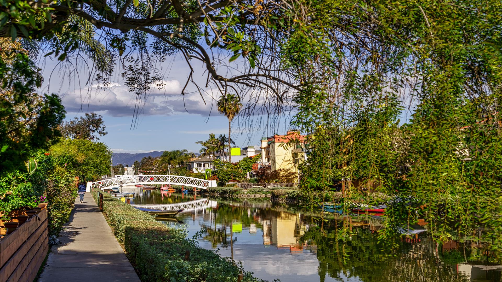 Venice Beach Canals7 2-14-18