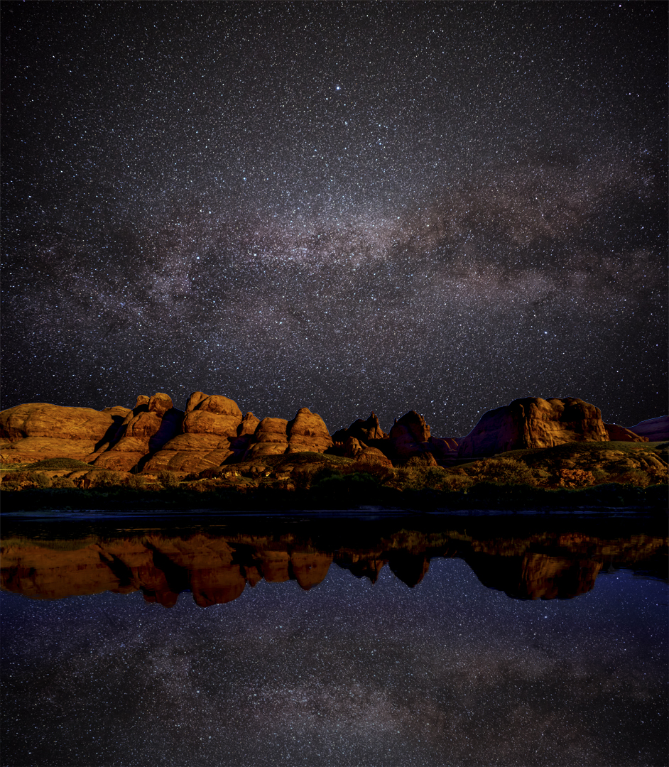 Milky Way Colorado River2