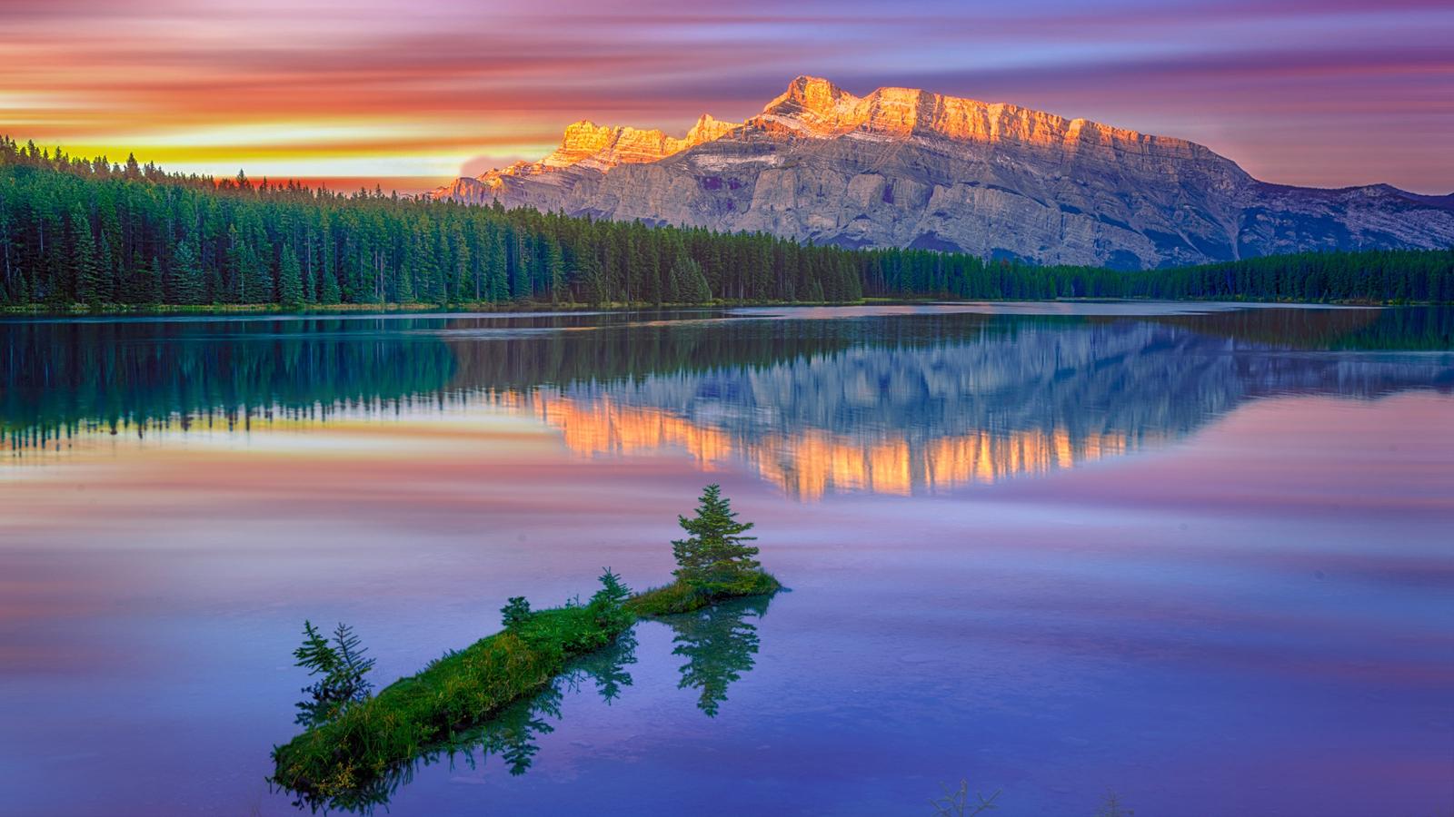 Canada Sunrise2x