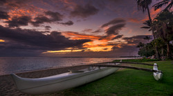 Sunset Lahaina Outrigger1