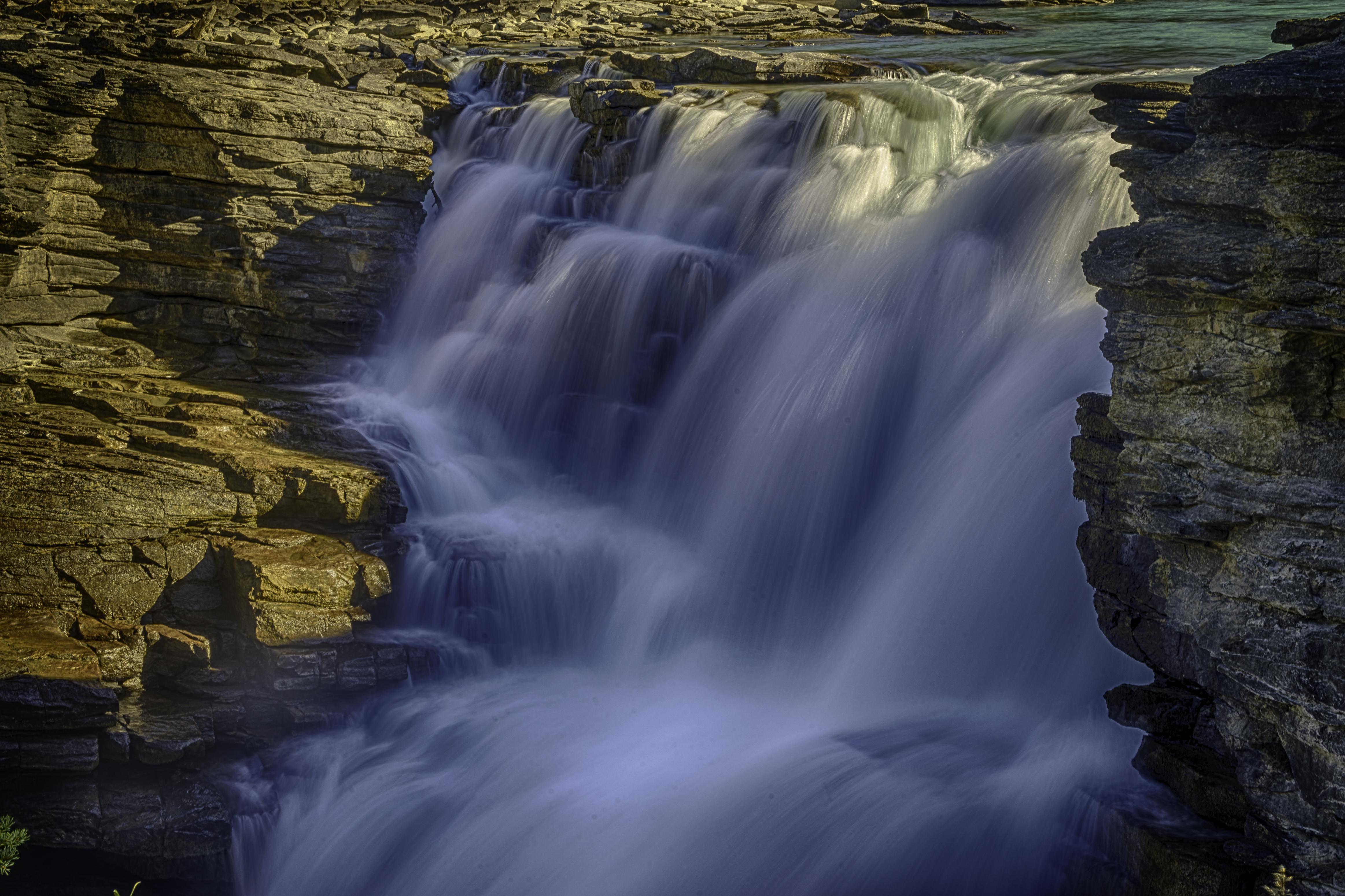 Athabasca Falls2_HDR_1