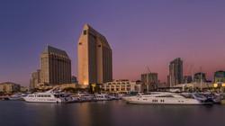 SD Marina sunset4