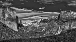 Yosemite Valley BW1