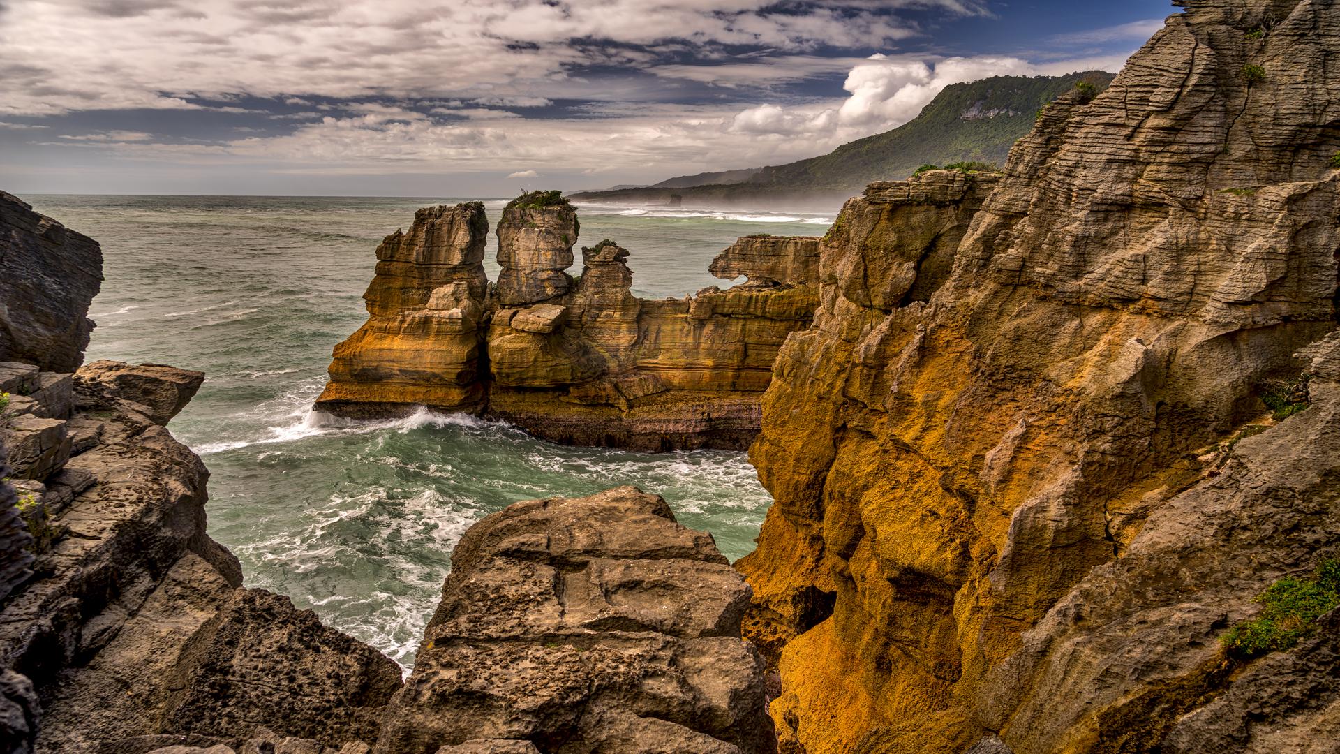 Punakaiki Coast1