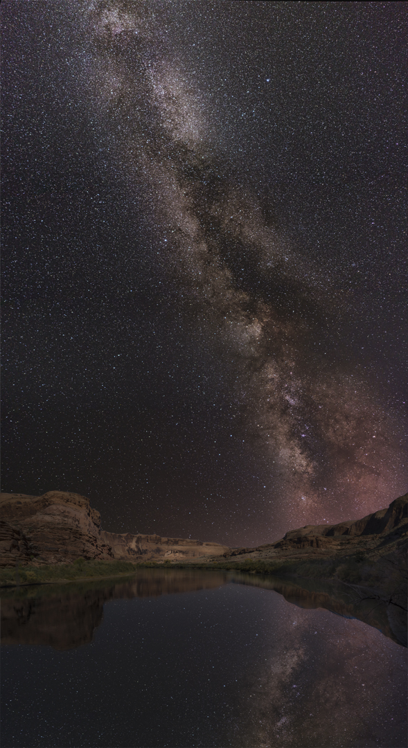 Milky Way Colorado River1