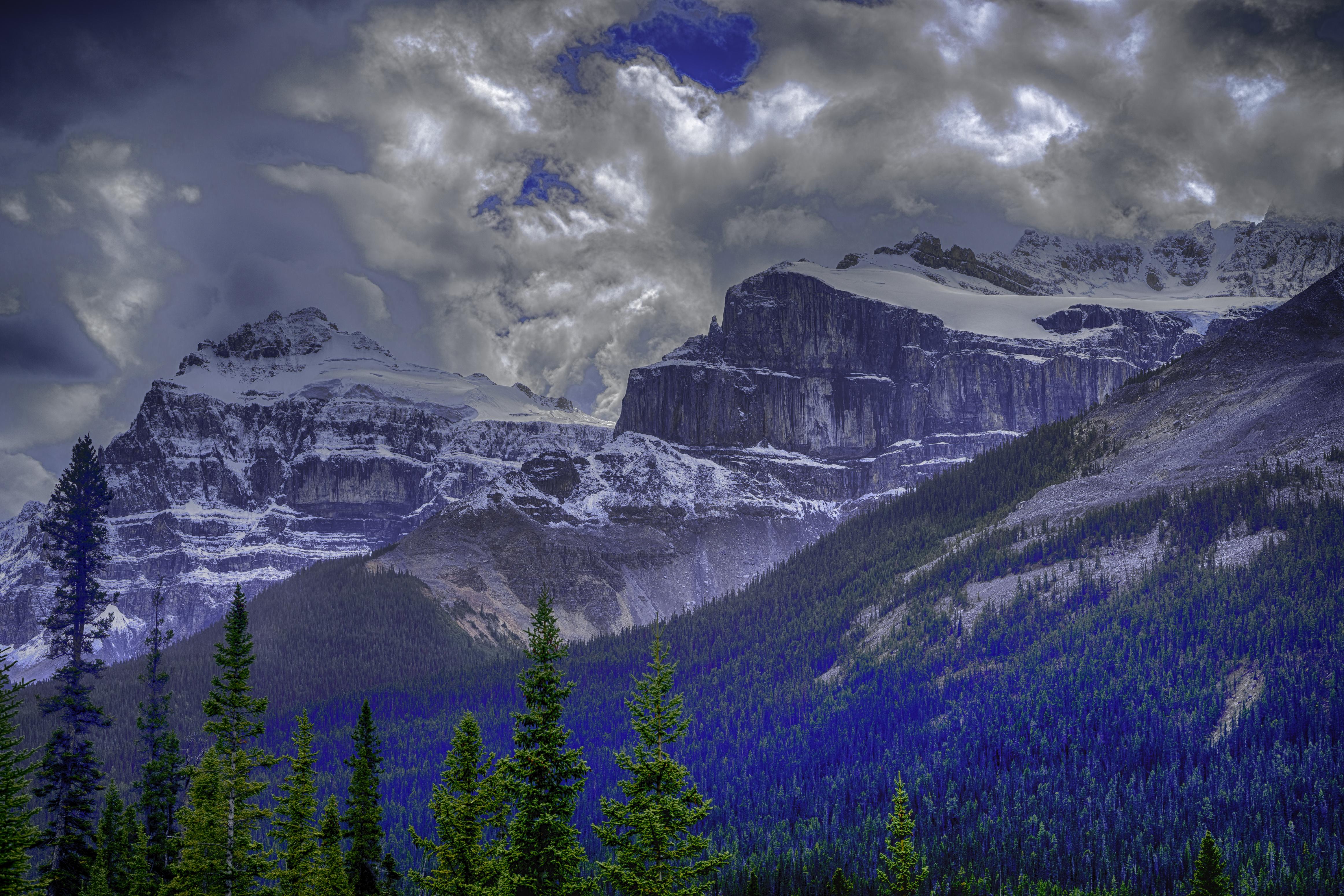 Fairview Mtn, Canadian Rockies