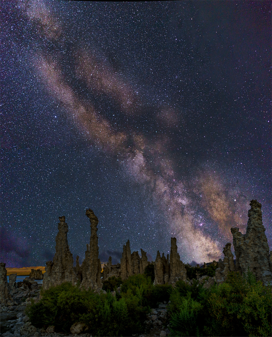 Milky Way Mono Lake1