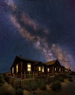 Milky Way Bodie House1