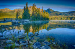 Sunrise Pyrmid Lake4_HDR