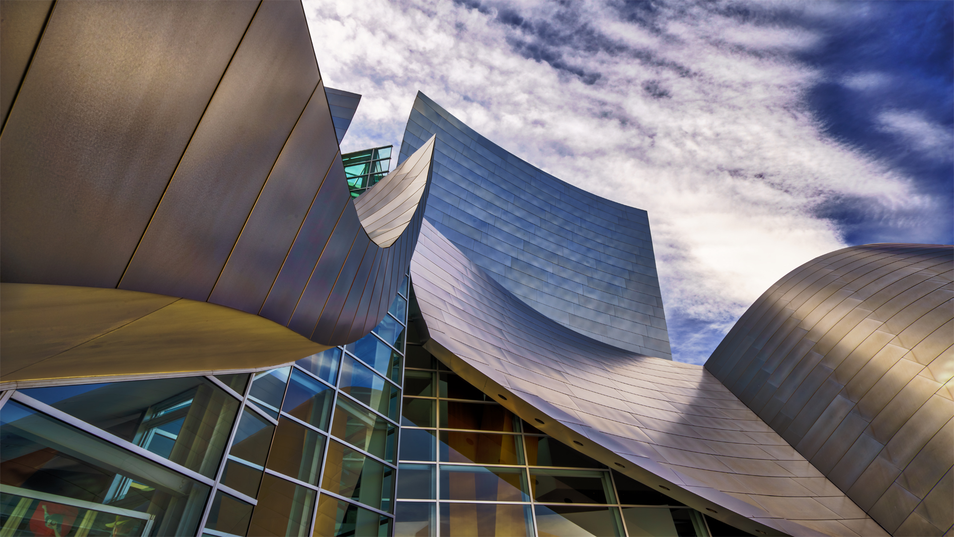 Disney Concert Hall2, Los Angeles