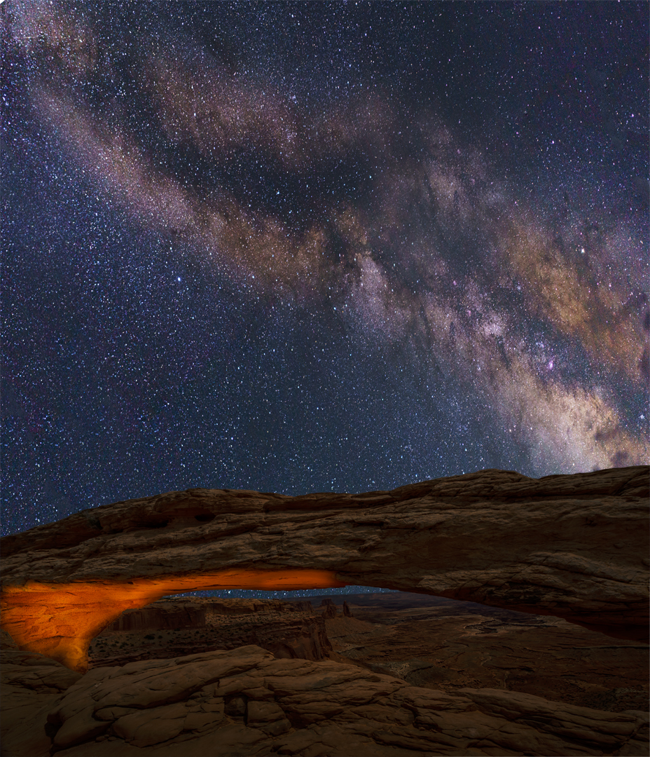 Mesa Arch Milky Way1
