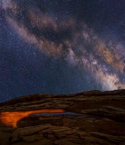 Mesa Arch Milky Way1