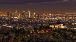 LA Griggith Park Night1 2-14-15