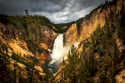 Yellowstone Falls, Dan Grider Photo