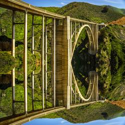 Bixby Bridge Inversion1