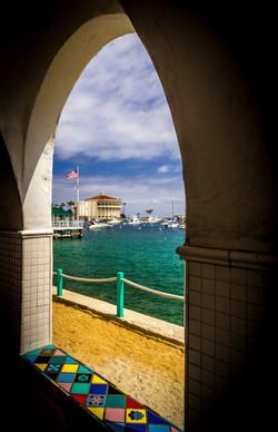 Casino on Catalina, Dan Grider Photo