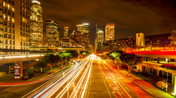 LA NightStreetLights1
