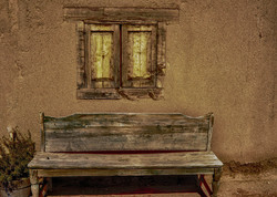 Hacienda Window Bench1