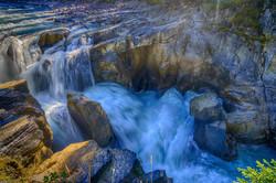 Sunwampta Falls2_HDR-Edit