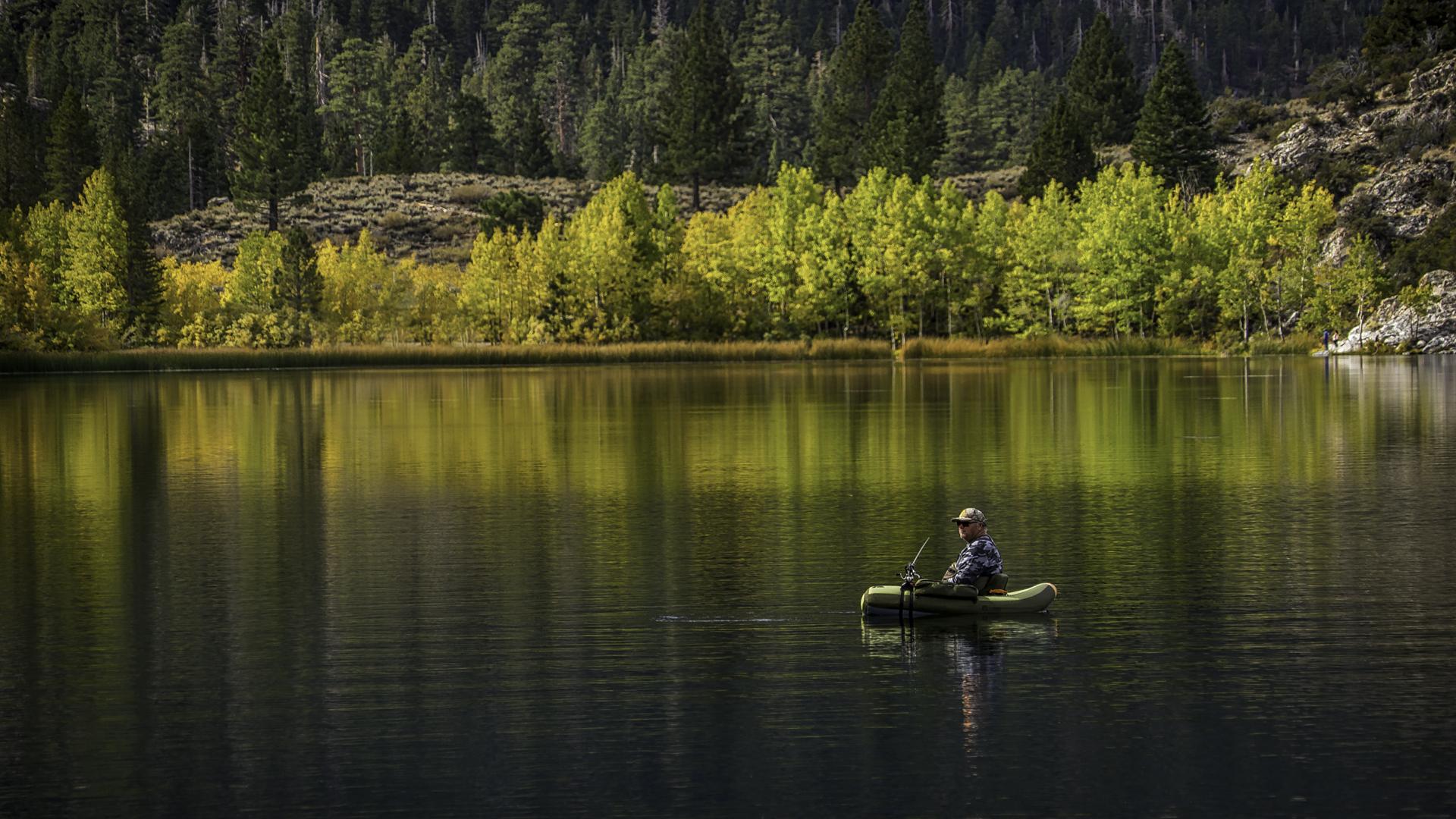 June Lake Fall Color2