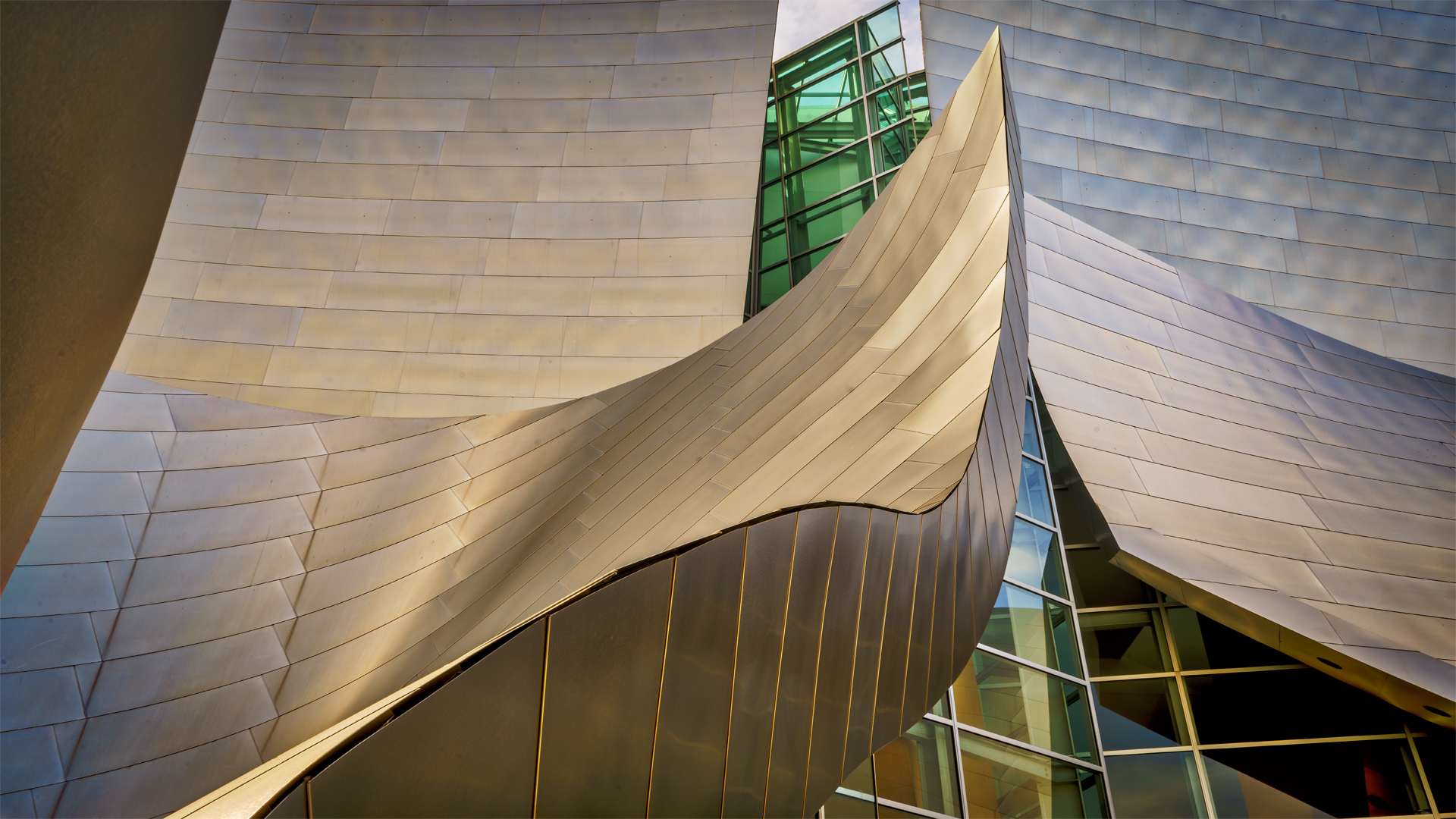 Disney Concert Hall4, Los Angeles