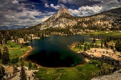 Cathedral Peak, Dan Grider Photo