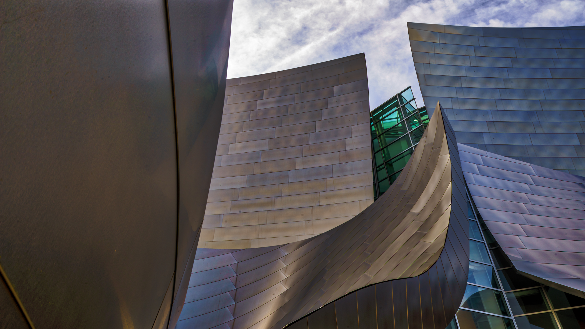 Disney Concert Hall5, Los Angeles