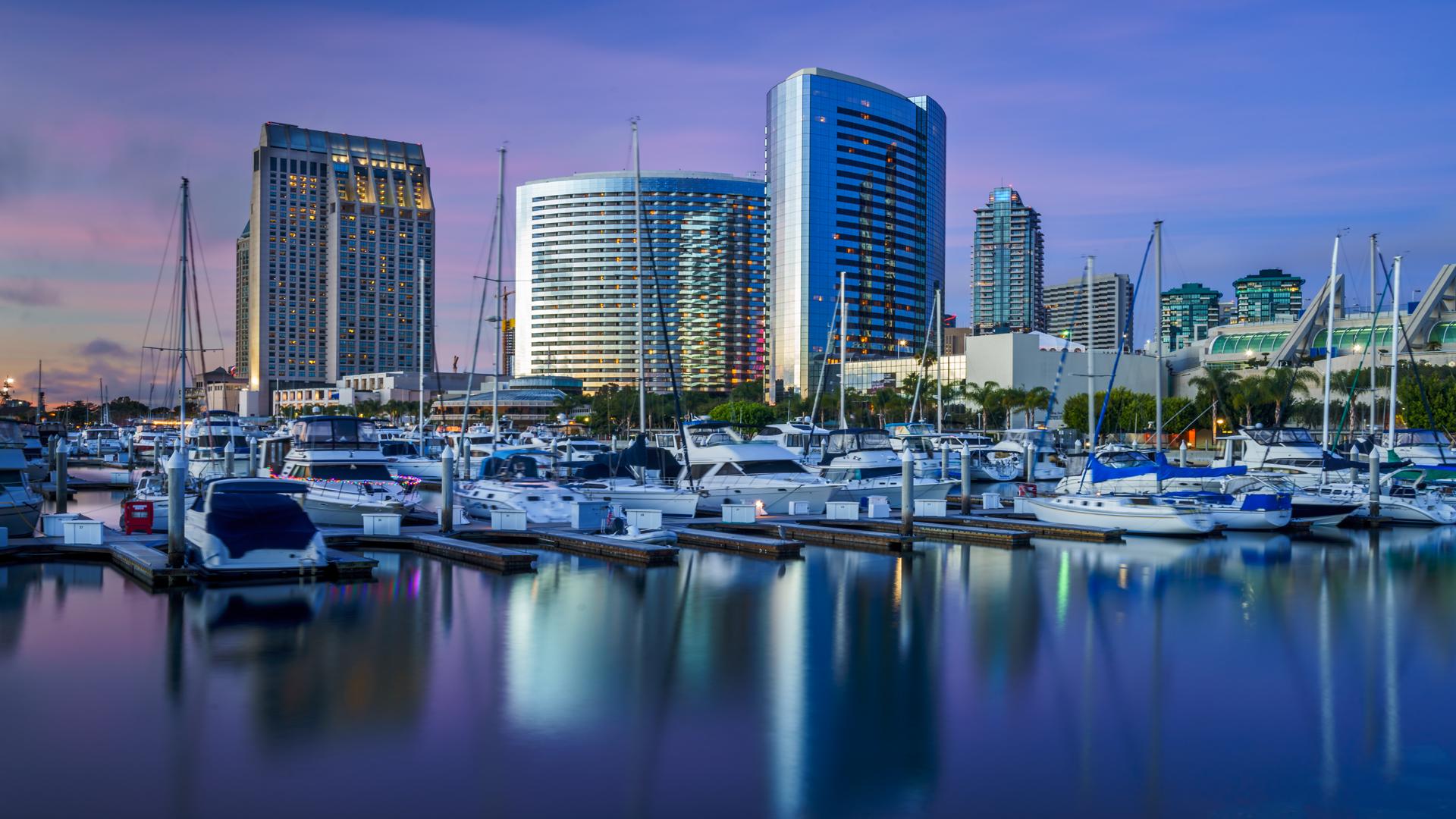 SD Harbor Marina3, San Diego Marina