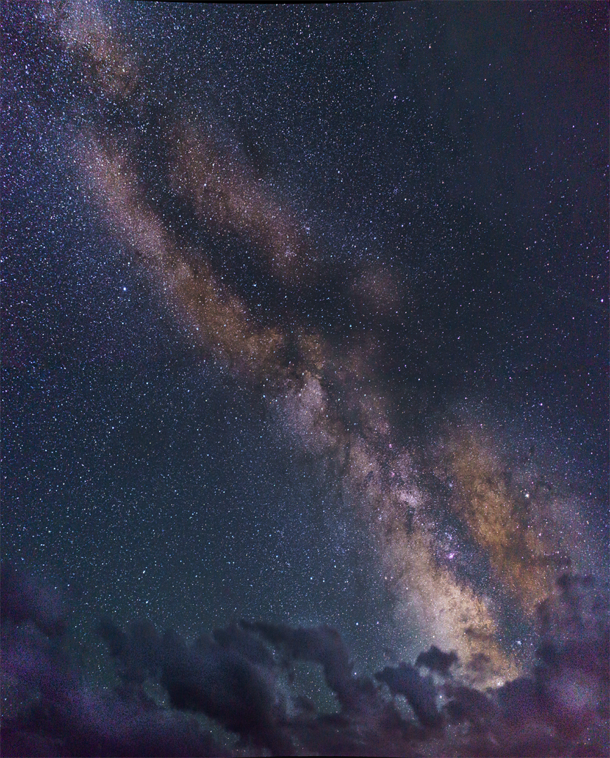 Milky Way Mono Lake VertiPano2