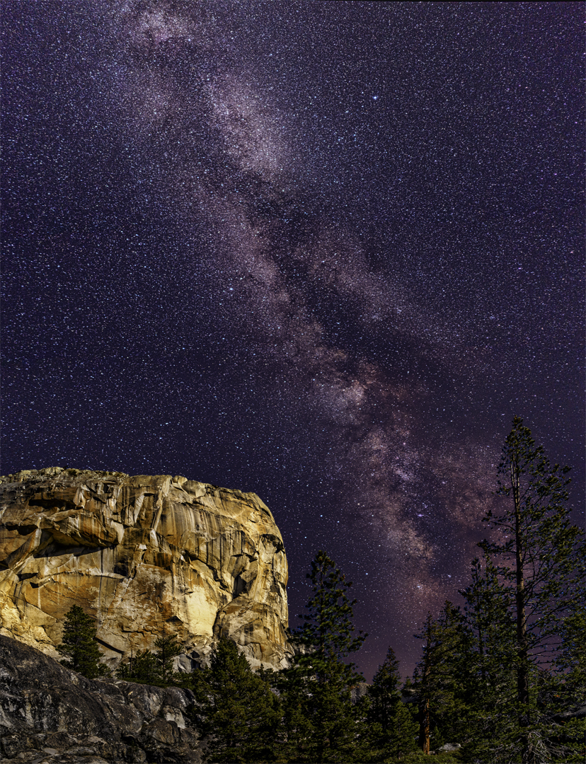 Milky Way Cold Canyon2