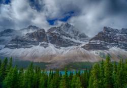 Merlin Ridge, Canadian Rockies