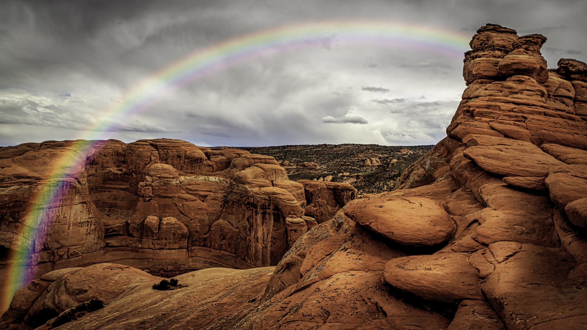Arches Rainbow1