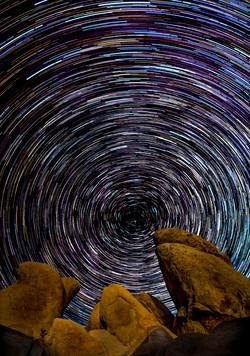 Star Trails Joshua Tree3