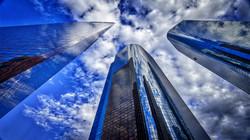 Skyscrapers LA4, Los Angeles