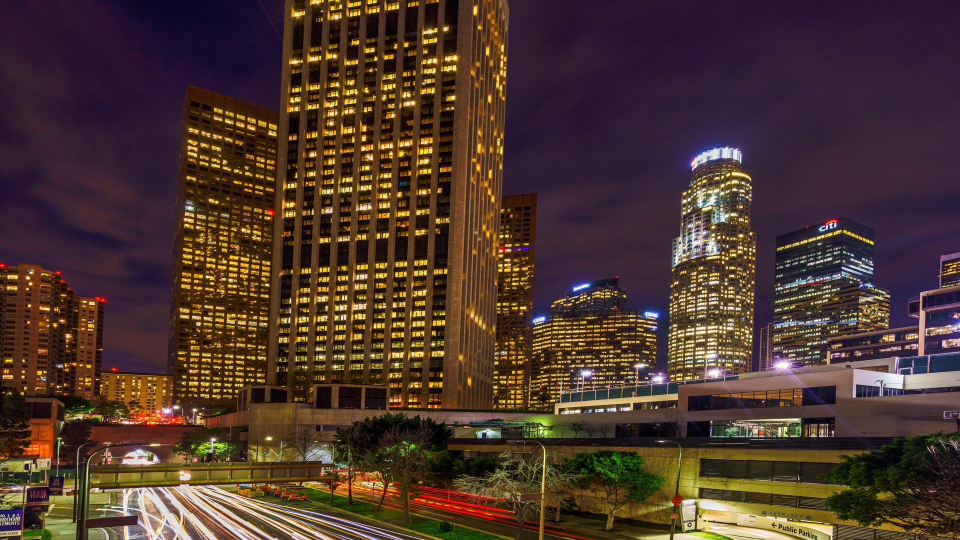 LA NightCityscape1