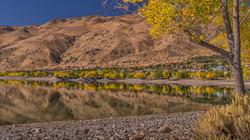 Topaz Lake Fall Color3