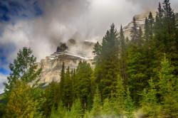 Ptarmigan Peak, Canadian Rockies